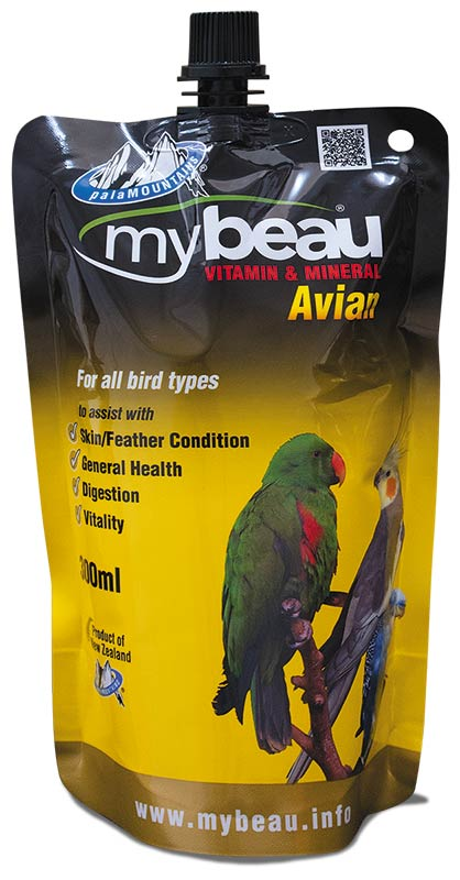 palaMOUNTAINS mybeau Avian Vitamin & Mineral