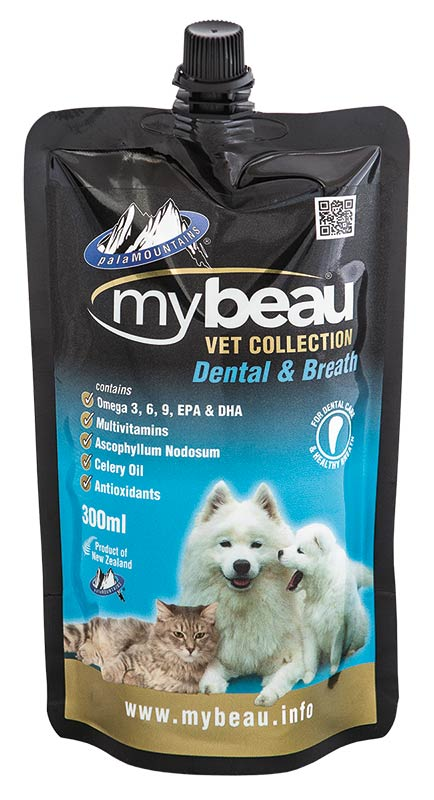 palaMOUNTAINS mybeau Vet Collection Dental & Breath